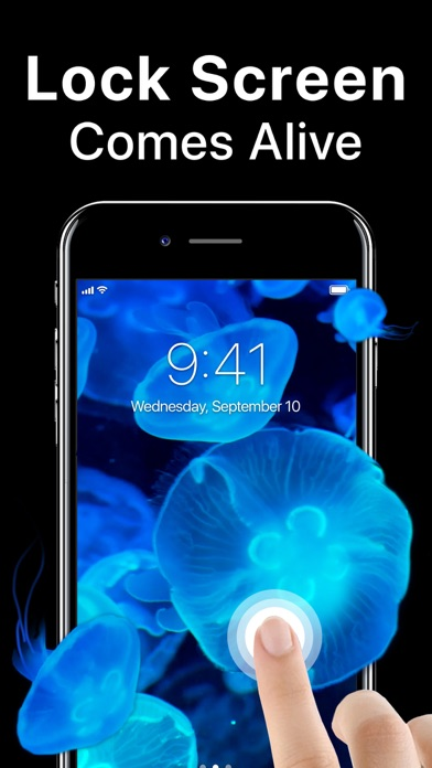 Live Wallpapers Now By Zephyrmobile Ios United Kingdom Searchman App Data Information