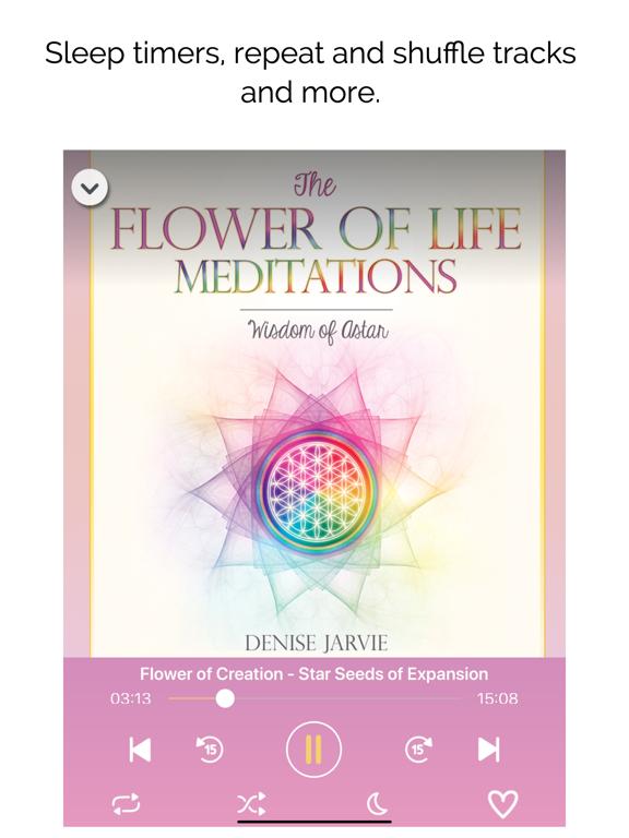 Flower of Life Meditations screenshot 8