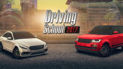 Screenshot from Driving School 2017