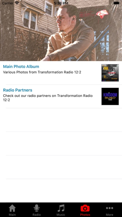 Transformation Radio screenshot-2
