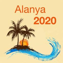 Alanya 2020 — offline map