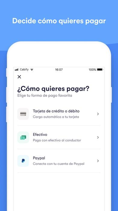 Descargar Cabify para Android