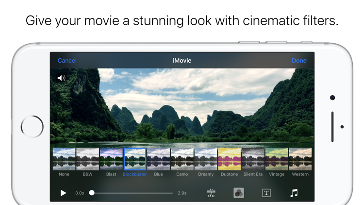 iMovie – (iOS Apps) — AppAgg