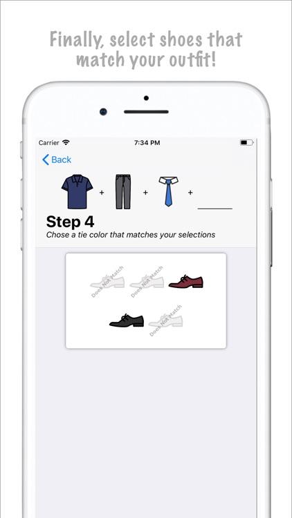 The Clothes Matcher screenshot-4