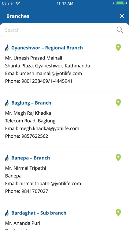 Jyoti Life Insurance screenshot-5