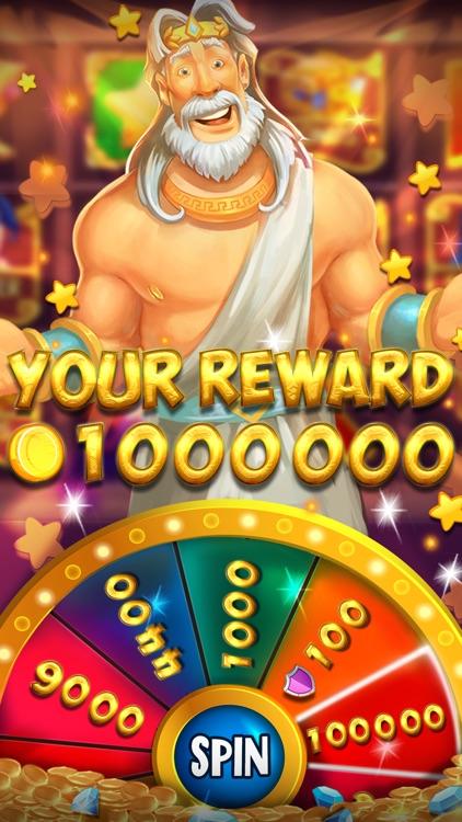 Divine Academy Casino: Slots screenshot-4