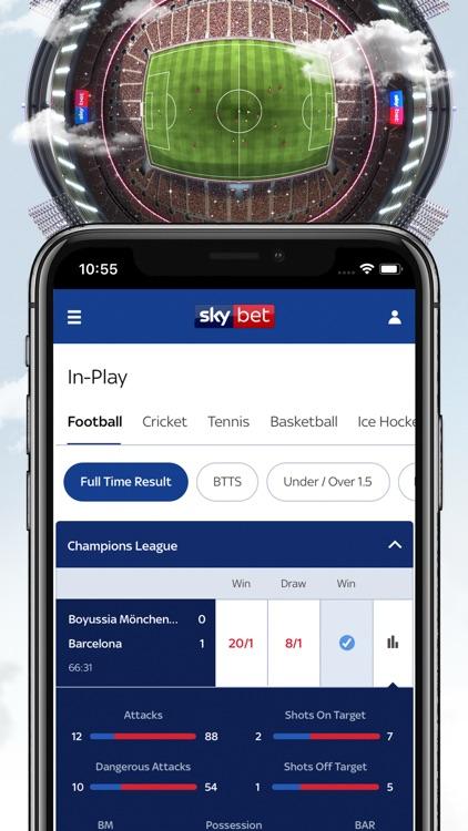 Sky sport betting sports betting units explained take