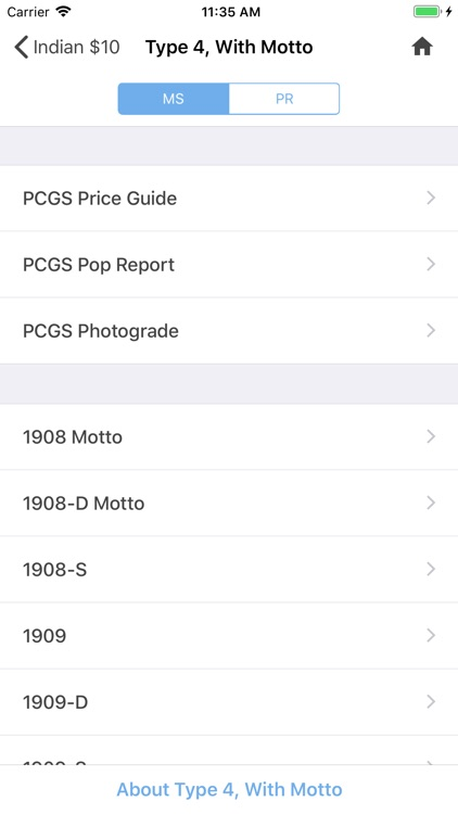PCGS CoinFacts Coin Collecting screenshot-4
