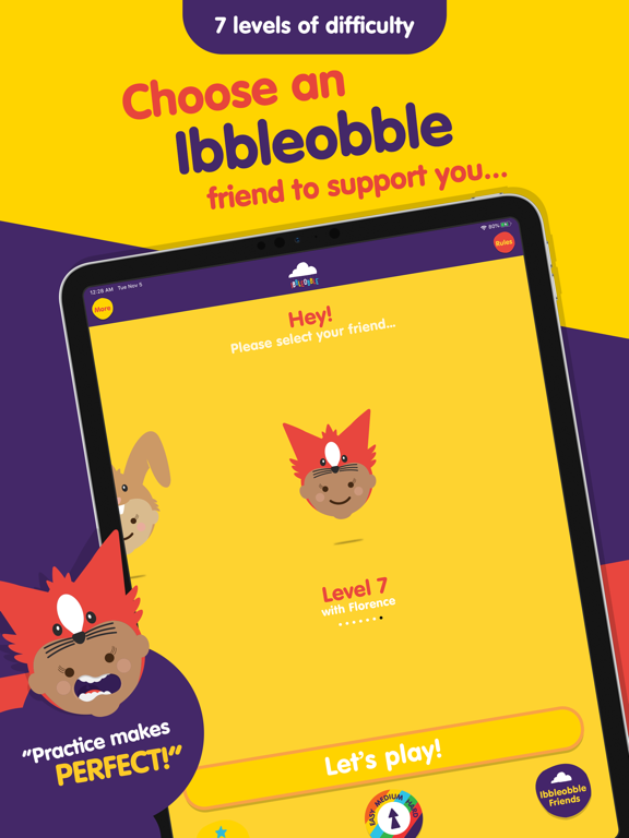 Number Sequences : Ibbleobble Screenshots