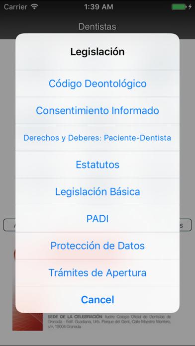 点击获取Colegio de Dentistas Granada