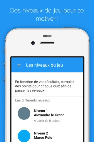 Géo Quiz France - náhled