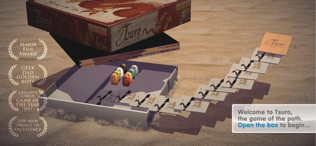 Tsuro - The Game of the Path Screenshot