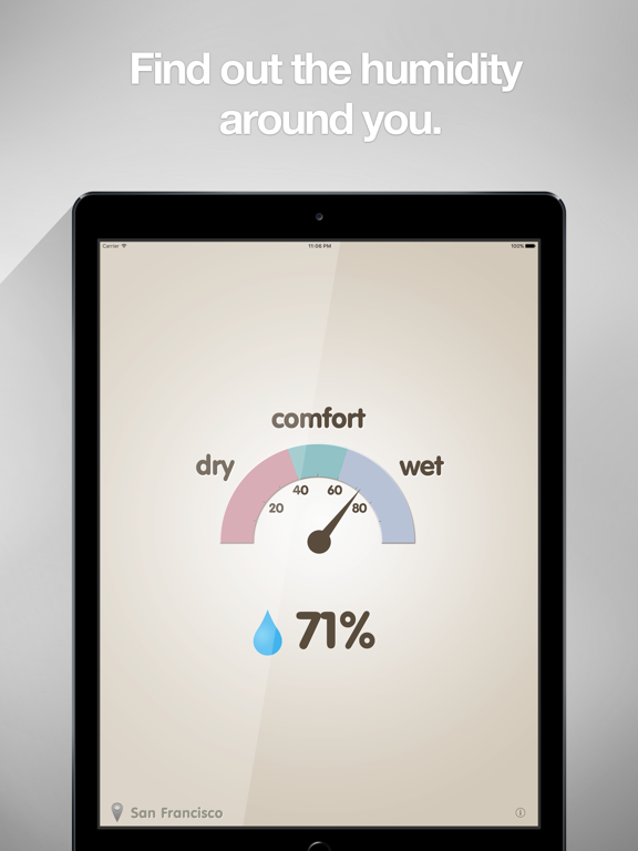 Screenshot #4 pour Hygrometer -Check the humidity