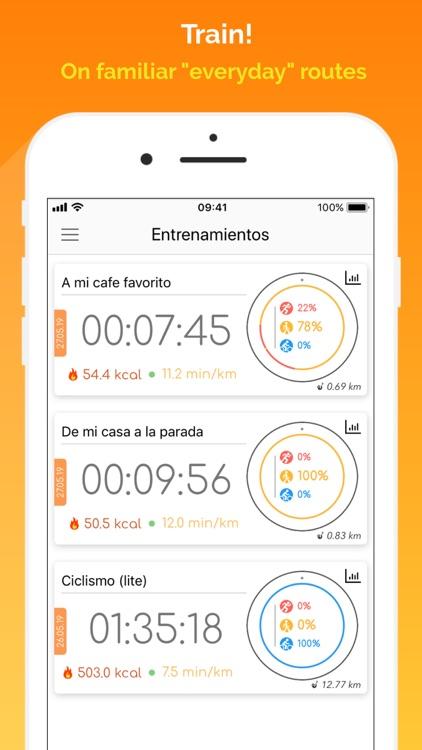 Hodokee Pedometer screenshot-3
