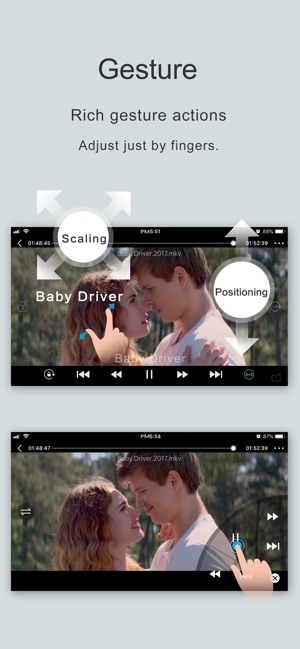 OPlayer - video player Screenshot