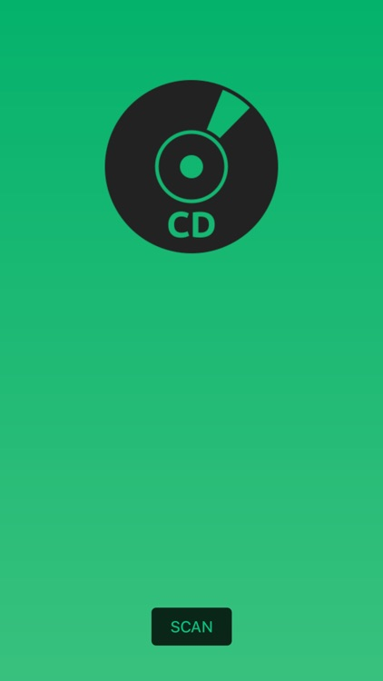 CD Scanner for Apple Music