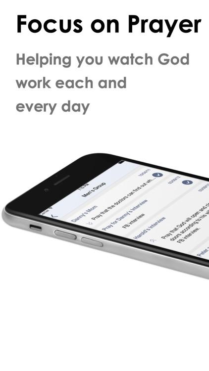 Prayer Notes Pro: Ask, Receive screenshot-5