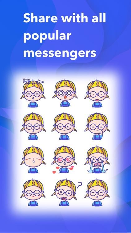Cool Memes Stickers screenshot-5