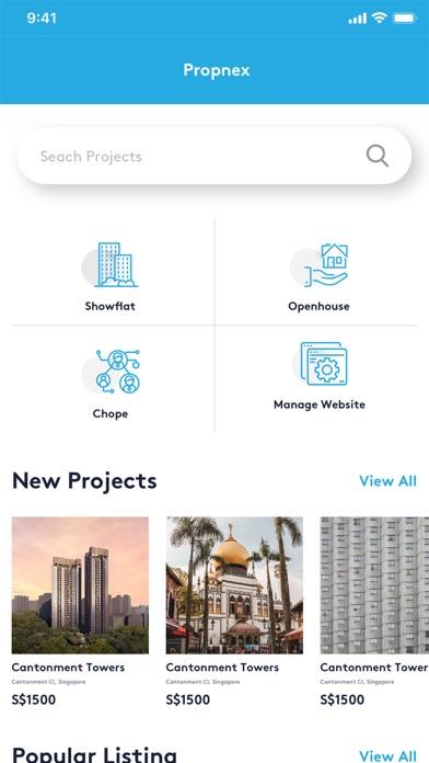 PropNex PA screenshot #1