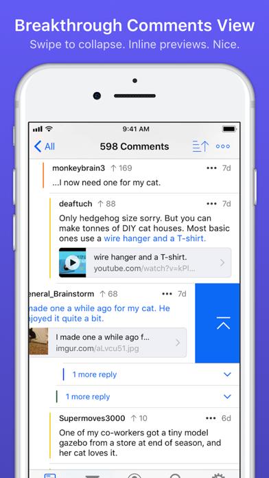 Apollo for Reddit Screenshot