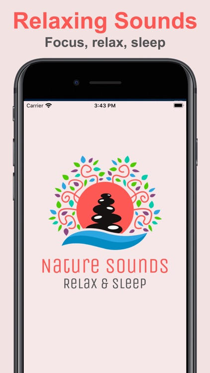 Nature Sounds: Relax and Sleep