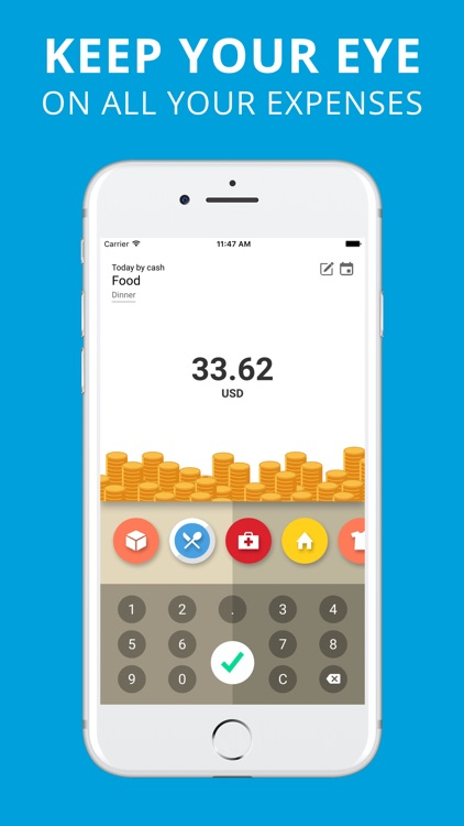 Expenses Tracker & Manager