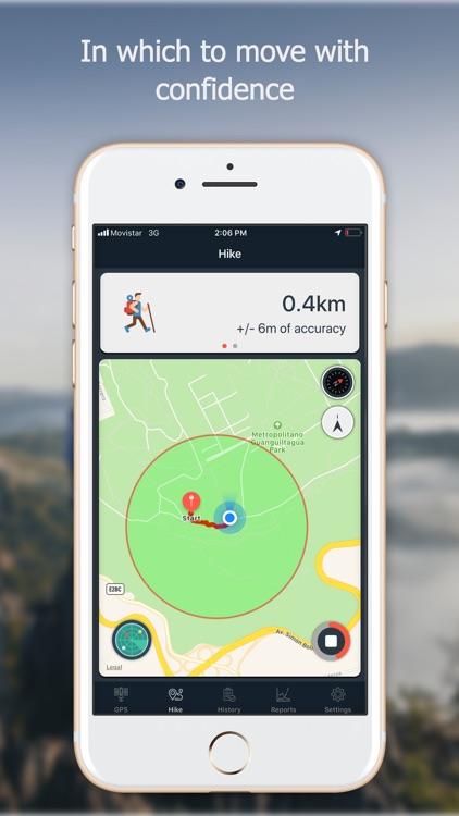 Navstar - GPS & Map for Hikers screenshot-7