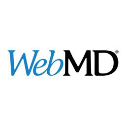 Ícone do app WebMD: Symptoms, Doctors, & Rx