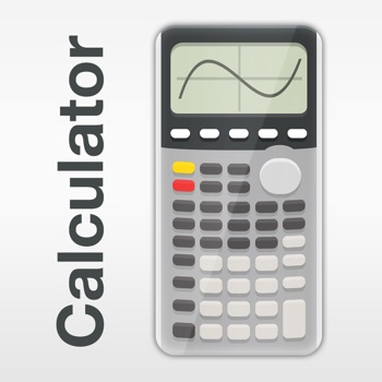Graphing Calculator Plus Logo