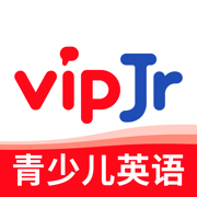 vipJr青少儿英语-青少儿在线教育