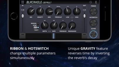 Blackhole Reverb Screenshots