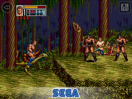 Golden Axe Classics screenshot #2