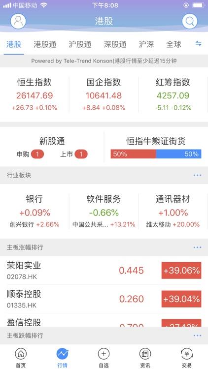 中信建投國際交易寶 screenshot-3