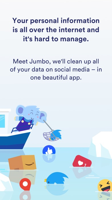 Jumbo: Privacy. screenshot #1