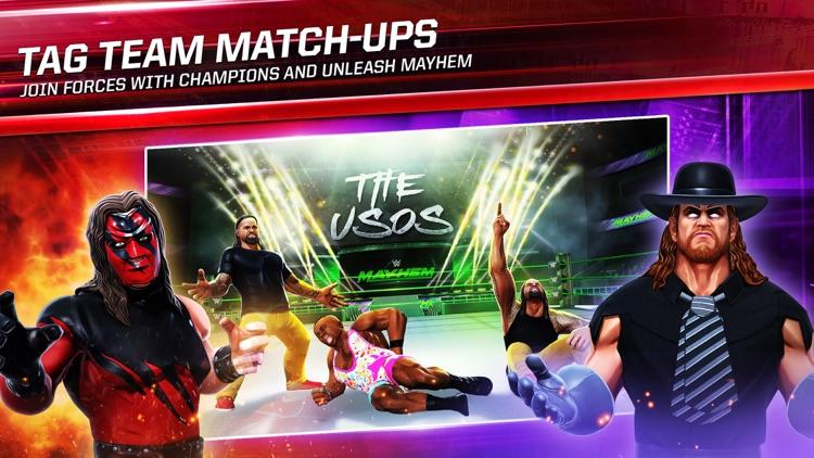 WWE Mayhem screenshot-4