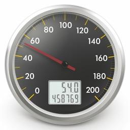 Speedometer HUD - Go Fast