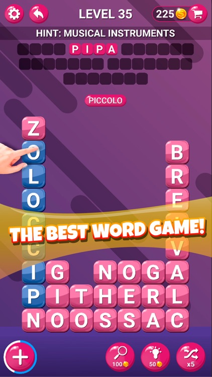 Word Towers 2020 screenshot-3