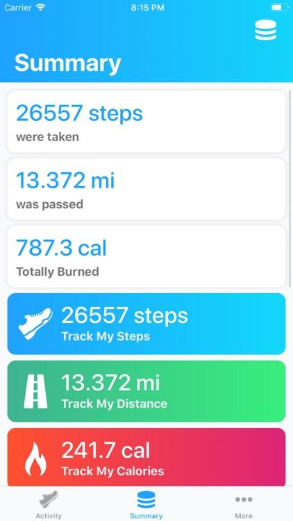 Track My Steps
