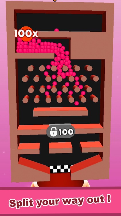 Split Balls 3D screenshot-1