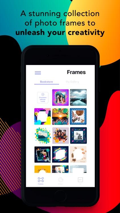 Pictogram: gif & sticker maker screenshot-3
