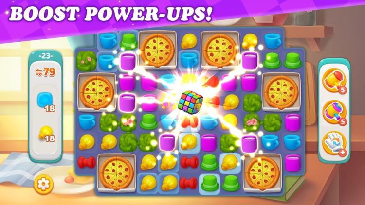 Dream Home Match 3 Puzzles Gam screenshot-3