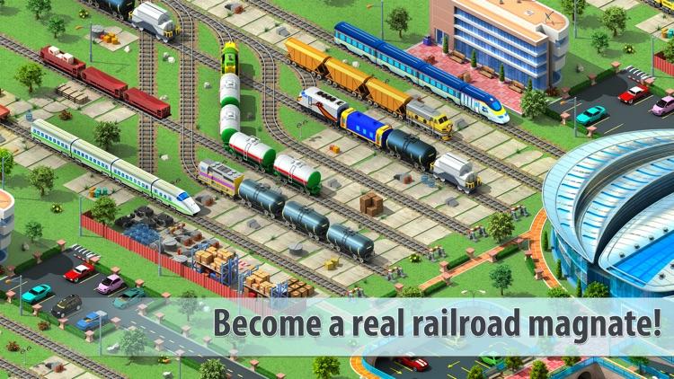 Megapolis: Big Town Tycoon Sim screenshot-0