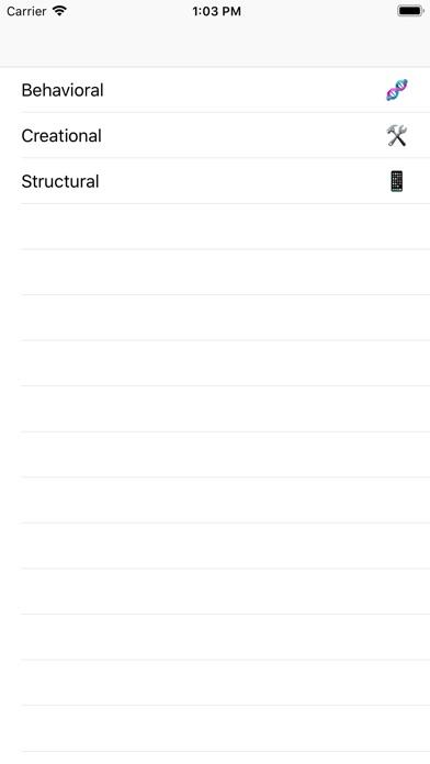 Programming Patterns screenshot 1