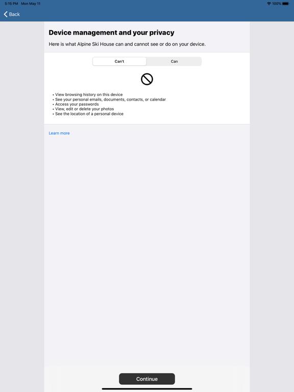 Intune ポータル サイトのおすすめ画像2