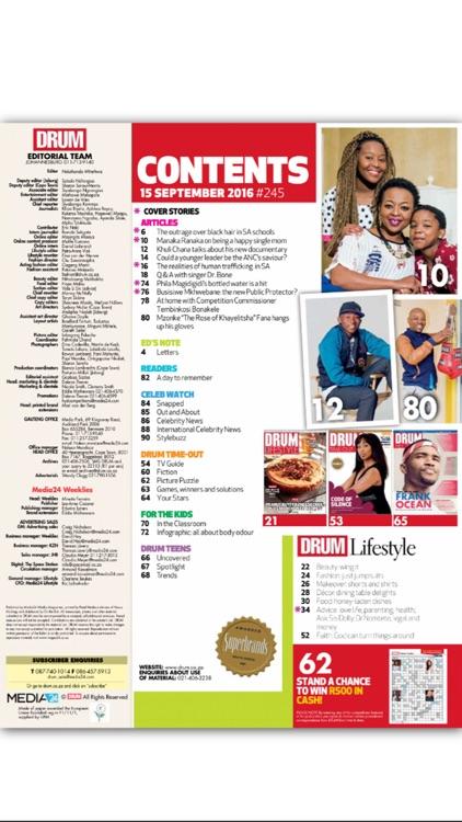 Drum Magazine screenshot-4