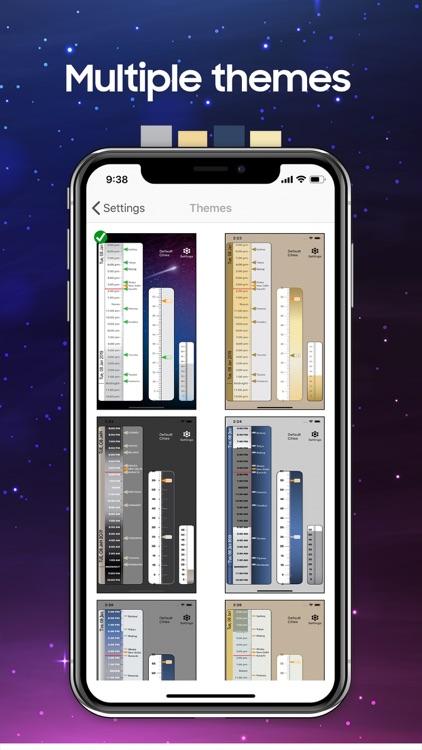 Time Glance — World Clock screenshot-3
