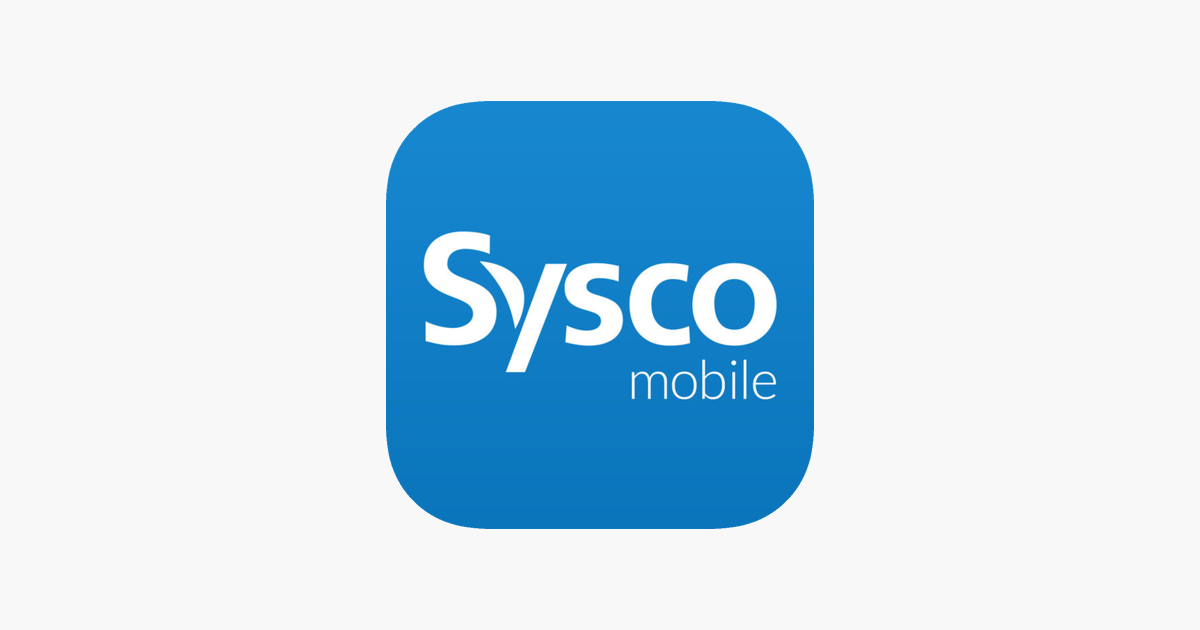 Sysco Mobile on the App Store