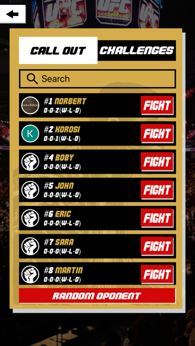 MMA Quest - To Real Fight Fans screenshot four