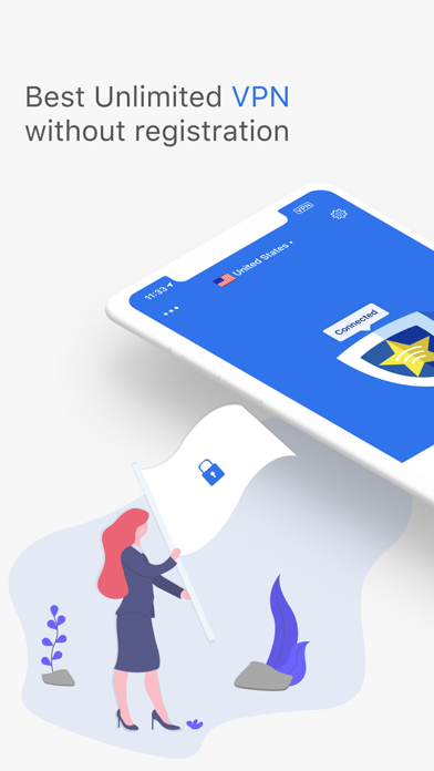 Top 10 Apps like VPN 360 - Unlimited VPN Proxy in 2019 for iPhone & iPad