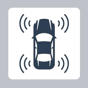 Vehicle borne radar